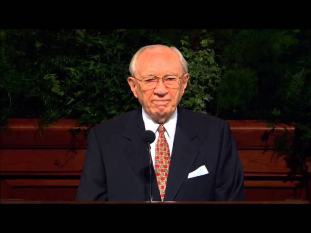 LDS Prophet Says Dont Believe In The Christ Of The Bible