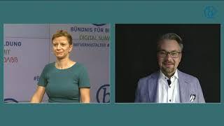 Digital Summit 2020 - Podiumsdiskussion