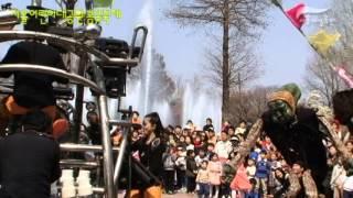 2013 서울어린이대공원 봄꽃축제 개막일 스케치썸네일
