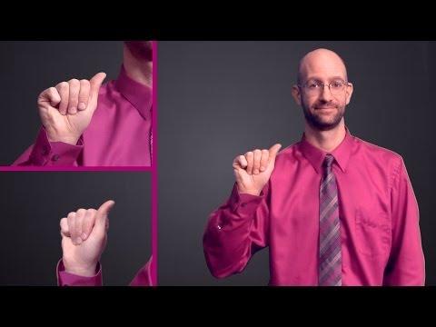 The ASL Alphabet | ASL - American Sign Language - ABCs