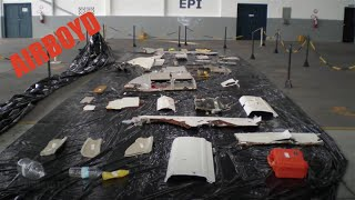 Air France Flight 447 Parts Recovered Photos Fotos Imagens