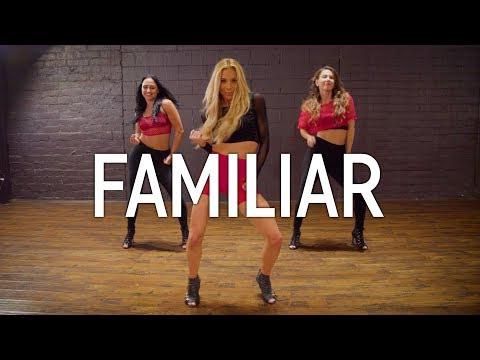 Liam Payne & J Balvin - Familiar   Mandy Jiroux Choreography