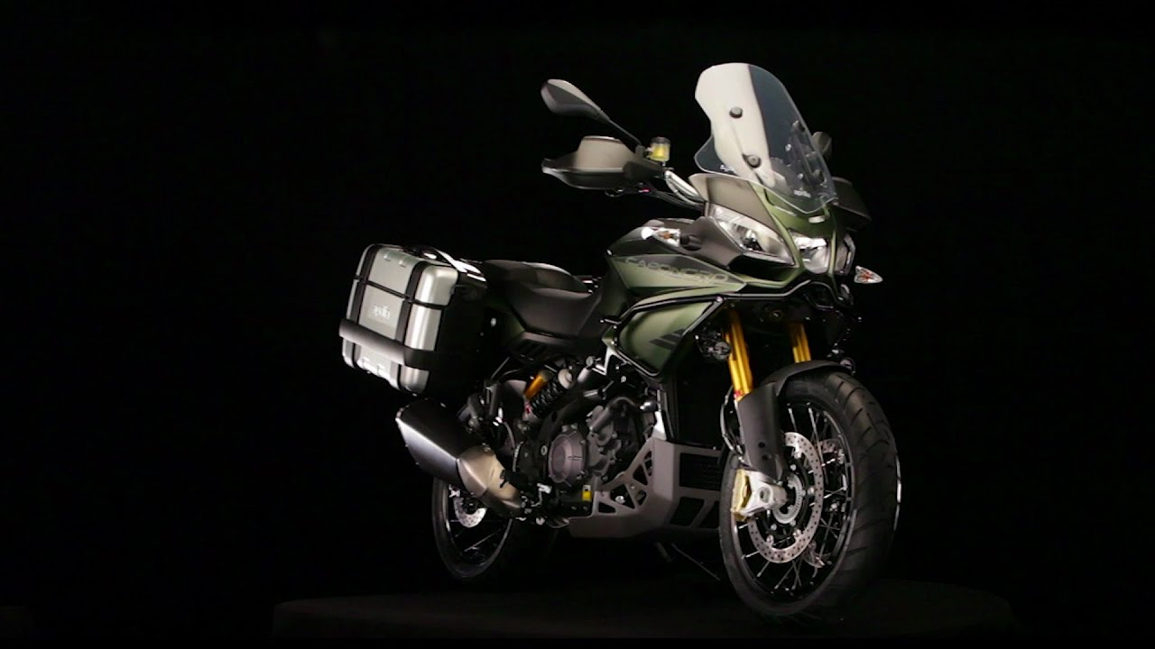 2015 aprilia caponord rally review teaser youtube. Black Bedroom Furniture Sets. Home Design Ideas