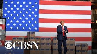 trump-white-house-trips-campaign-flair