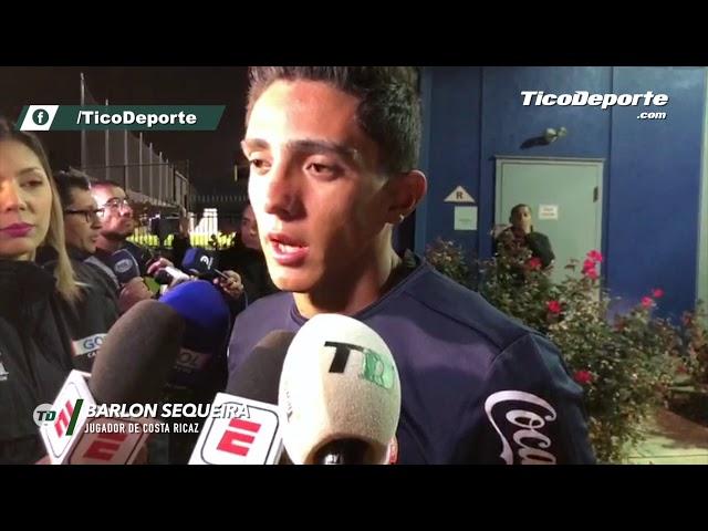 Barlon Sequeira:
