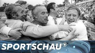 1971 verspielen die Bayern am letzten Spieltag die Meisterschaft I Sportschau