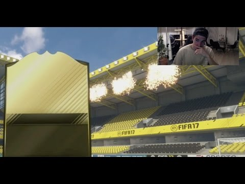 FIFA17 TOP 100 FUT CHAMPIONS REWARDS - HUNT FOR TOTW MESSI !!