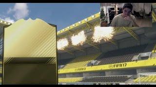 FIFA17 TOP 100 FUT CHAMPIONS REWARDS - HUNT FOR TOTW MESSI !!