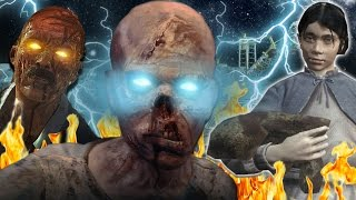 "Call of Duty Zombies FULL Storyline! ""ZOMBIES STORYLINE EXPLAINED!"" WAW Zombies to BO3 Zombies!"