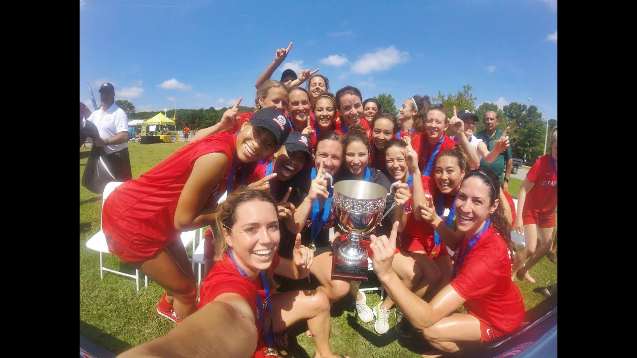 gopro the olympic club women u0027s soccer team 2015 usasa national