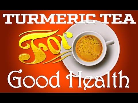 Amazing Health Benefits of Turmeric Tea