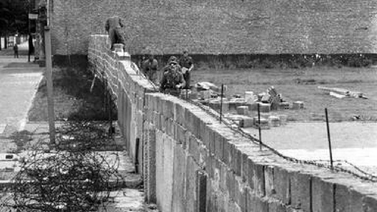 Mauerbau Deutschland