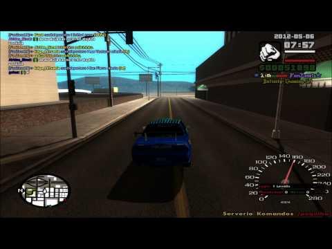 Grand Theft Auto San Andreas Nissan  SkyLine R32 Tunable Mod