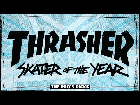 SOTY 2016 skateboading video Pro's Picks