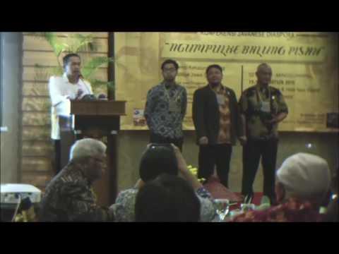 JAVANESE DIASPORA III-Ninik Lasmin/New Caledonia Undangan/Invitation