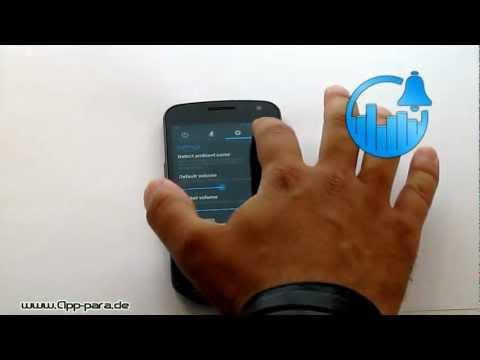IntelliRing Klingelton App für Android