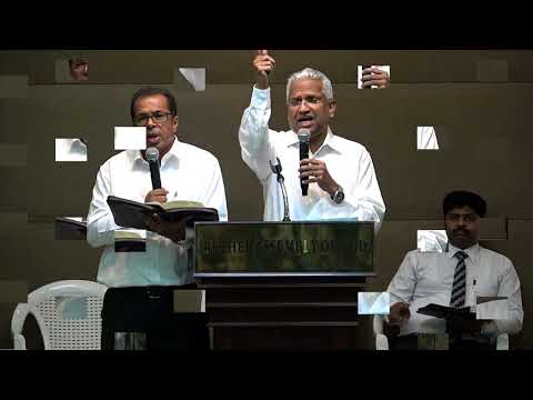 Word of God By.Ps.PM.George | BTAG Church-Doha, Qatar | 22-09-2017