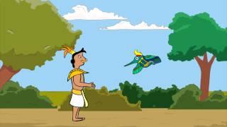 El mito del colibrí (fragmento) narrado por el Dr. Oswaldo Chinchilla