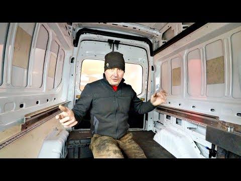 AMAZING Lithium Battery Stealth Van Mod!!!