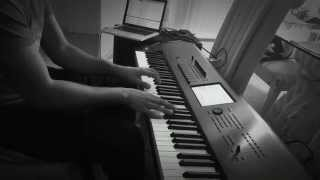 Vivo para amarte - piano
