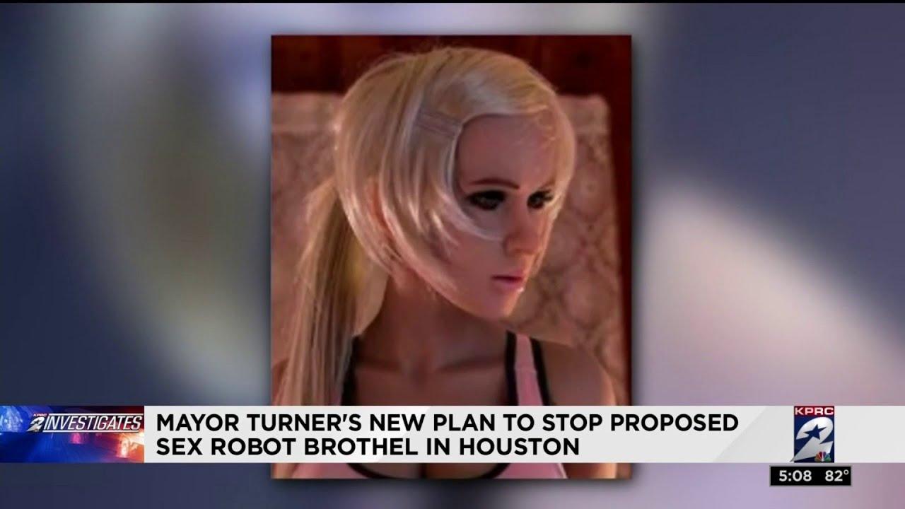 Houston Mayor Pushes Back Against Proposed Robot Brothel