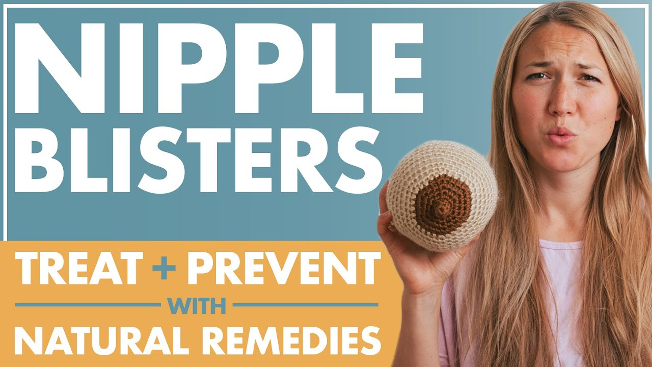 Download How to Heal Nipple Pain from Milk Blister / Milk Bleb using SALINE SOLUTION + OLIVE OIL
