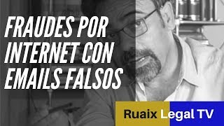 PHISHING | Email Falso | Fraudes Correo Electronico | Apple Phishing | Amazon Phishing | Advocats