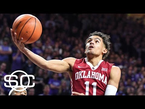 Trae Young still marveling for the Sooners | SportsCenter | ESPN