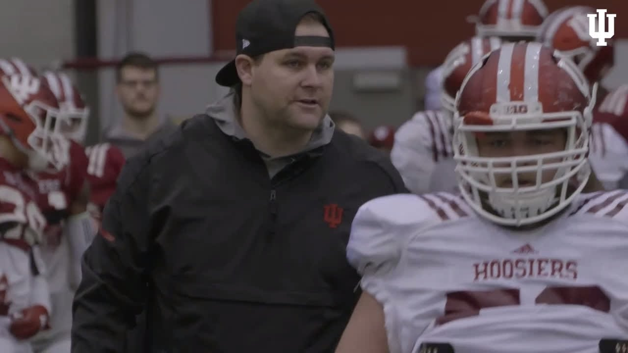 Mic'd Up: Coach Kane Wommack - YouTube