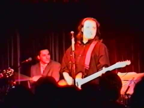 """Dave Davies """"I Need You"""" LIVE @ Luna Park 4/21/97 (first solo gig, opening song)"""