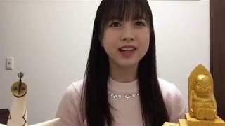2017年11月23日 永野 芹佳 AKB48 チーム8 showroom 「おもちゃの兵隊マ...