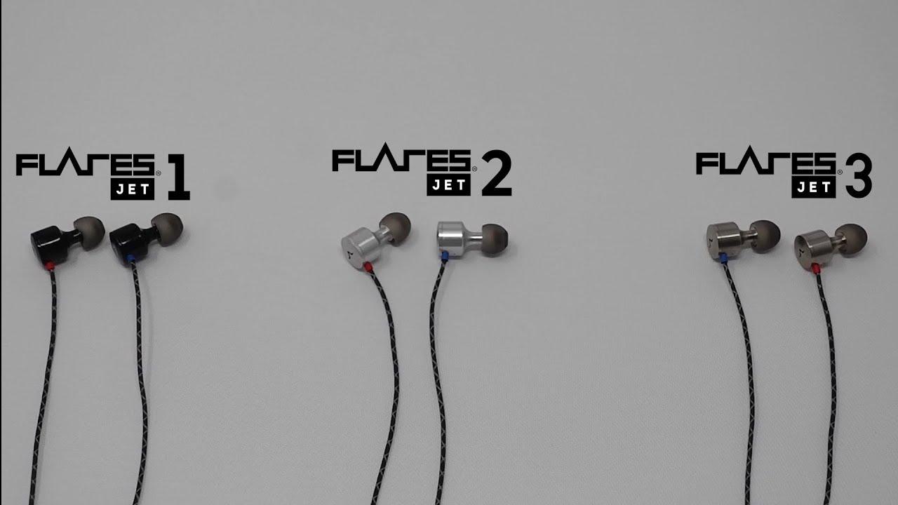 Flares® JET Instructional Video - YouTube