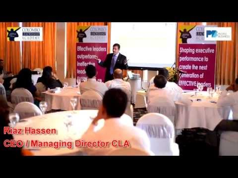 Colombo Leadership Academy & People Business India HR Strategy Workshop