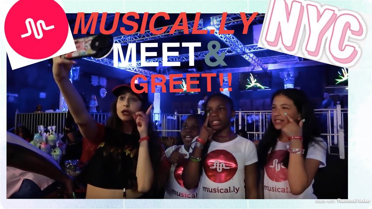 Nyc musical meet and greet vlog 2017 youtube ly meet and greet vlog 2017 m4hsunfo