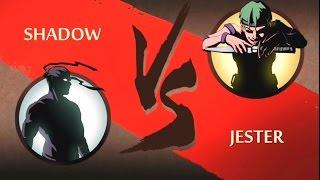 Shadow Fight 2 Lynx : Shadow VS Jester Super Fight