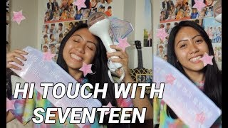 SEVENTEEN: MY HI TOUCH EXPERIENCE