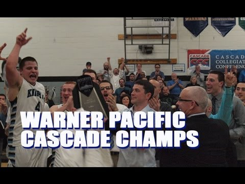 Warner Pacific wins the Cascade Conference men