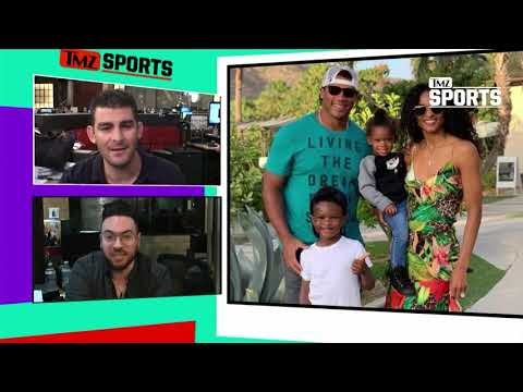 Russell Wilson and His Huge$140 Mil Contract  TMZ Sports