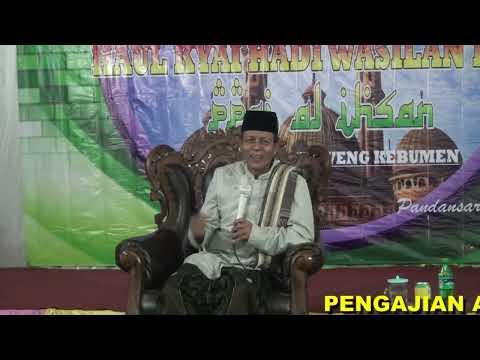 PENGAJIAN NGAPAK || KH. AHMAD FAQIH || 2018