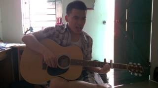 I won't give up (guitar cover) _ Anh Dũng Phan
