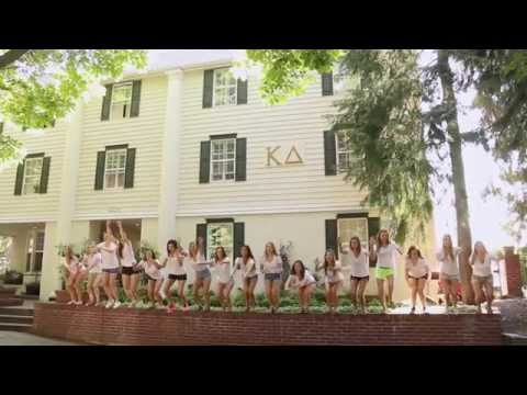 University of Washington Kappa Delta Recruitment 2015