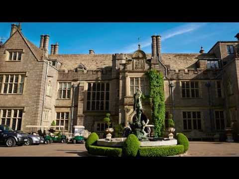 Crown Trade's historic shades support luxury finish at Bovey Castle