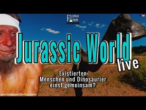 Jurassic World live! Existierten Menschen und Dinosaurier einst gemeinsam? (re-Upload)