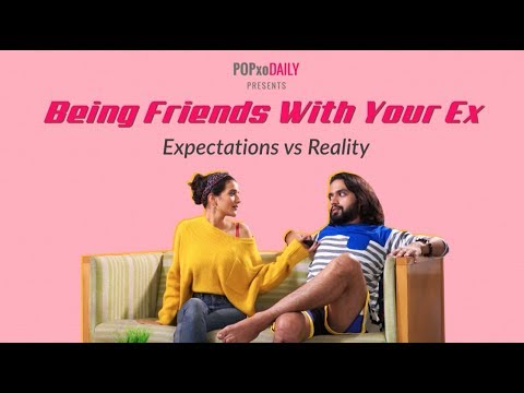 dating your friend expectation vs reality