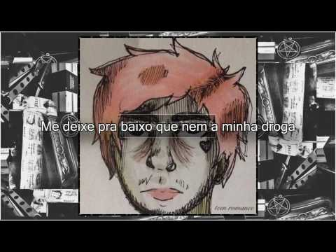 LiL PEEP  - suck my blood (Legendado)