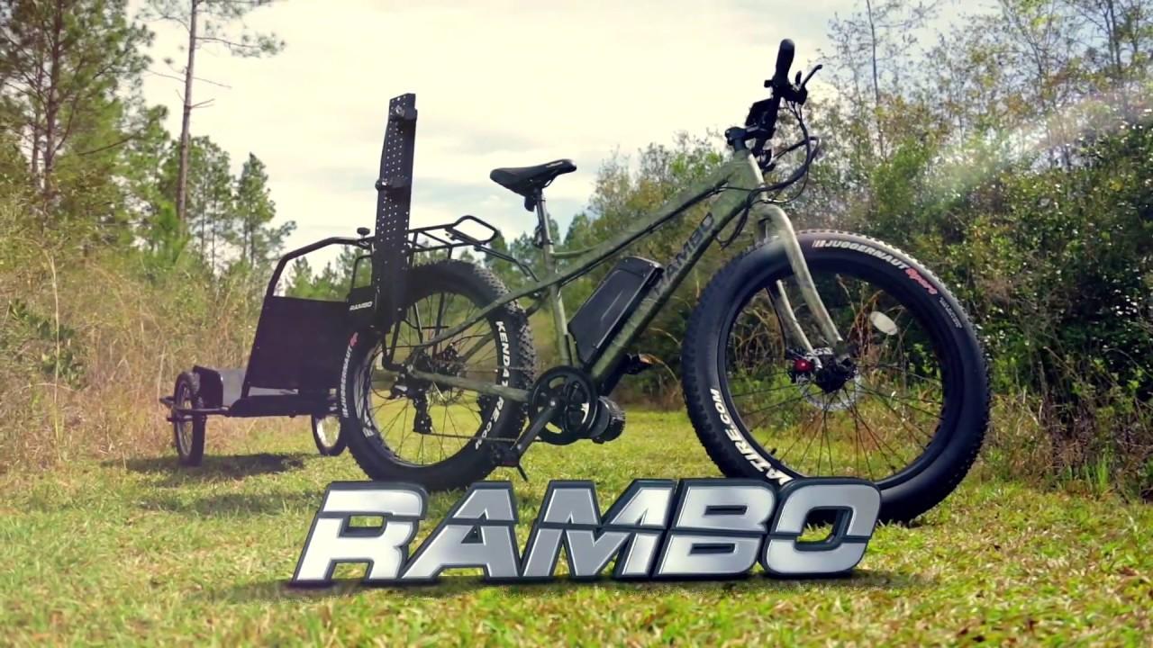 Rambo Bikes Ready To Ride Youtube