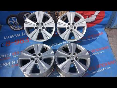 Диски оригинальные R17 Toyota 5*114.3