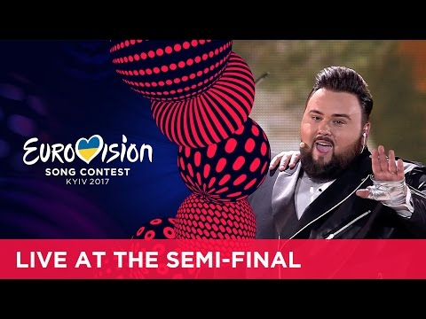 Jacques Houdek - My Friend (Croatia) LIVE at the second Semi-Final