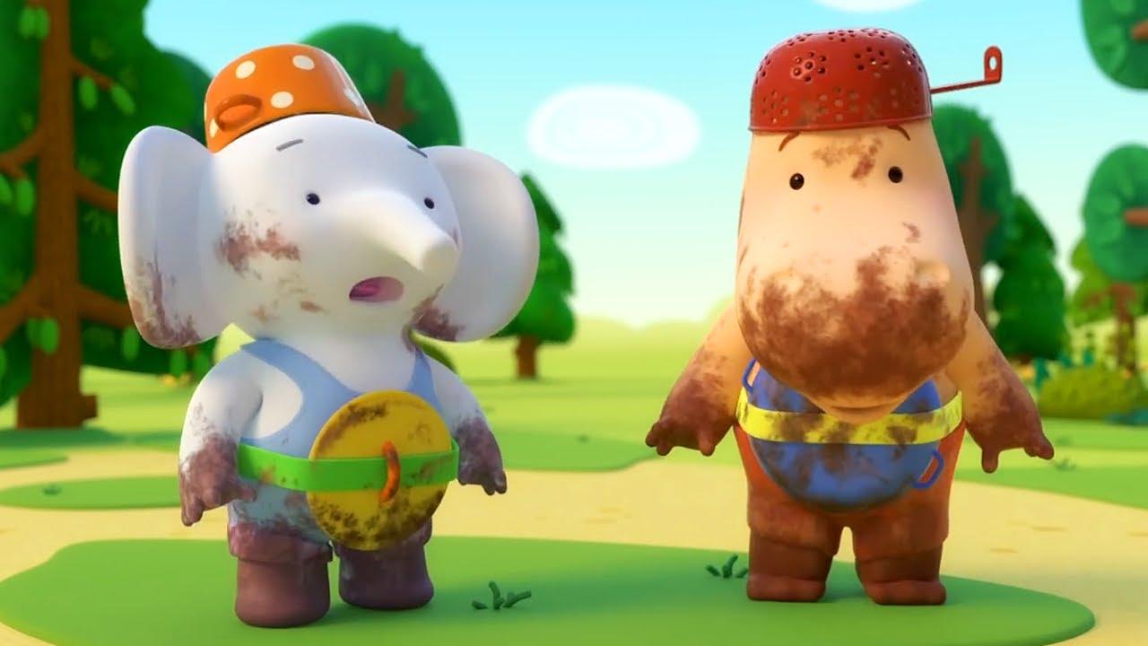 🪁 Тима и Тома – Серия 19 – Микробы атакуют 🦠 | Новый приключенческий мультик для детей