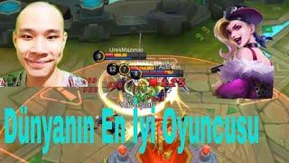 Dünya'nın En İyi Oyuncusu(JessNoLimit) Fanny Oynarsa/Jess No Limit Fanny Gameplay